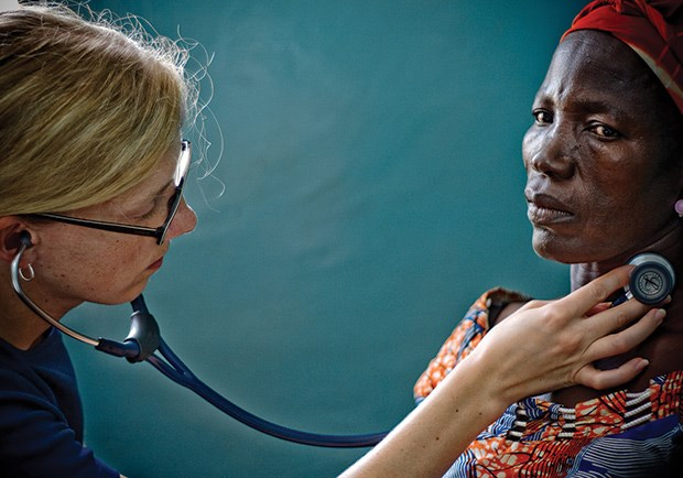 How Missionaries Are Changing Medicine