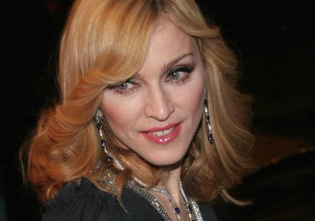 Madonna's Humanitarian Diva Moment