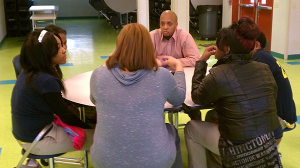 Detroit Students Restore Peace by Talking It Out