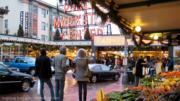 Taste and See That Seattle Is Good—Especially at Christmastime