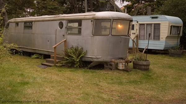God Called Me to Move to the Trailer Park