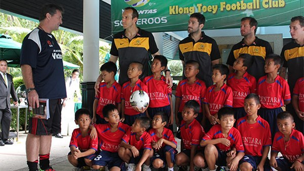 Soccer and Salvation in Thailand's Largest Slum