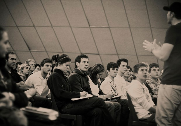 Flipping the 40-Minute Sermon