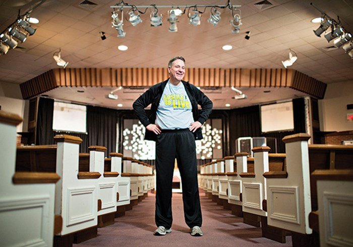 The Fitness-Driven Church