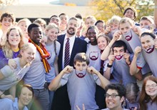 New Calvin College President Names the Biggest Theological Issue Today
