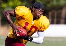 Is Robert Griffin III the New Tim Tebow?
