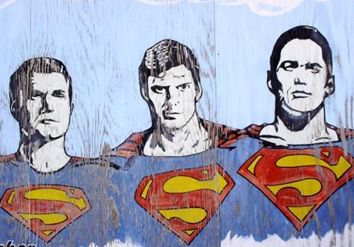 Superman Isn't Jesus