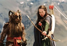 Finding a Feminine Theology in C. S. Lewis's Narnia