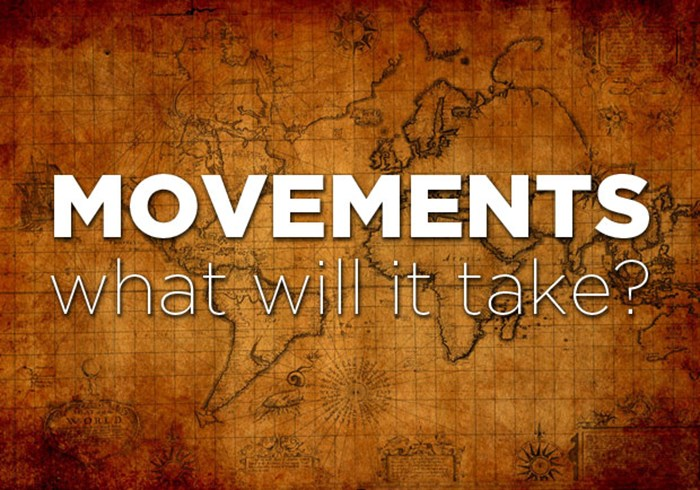 What Does a Real Movement Look Like?