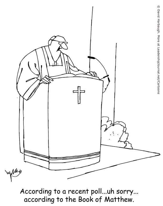Preaching the Polls