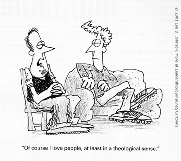 Love, Theologically Speaking