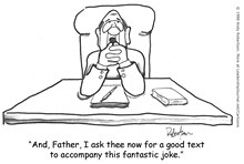 Humor and Scripture in Preaching