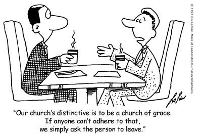 A Church of Grace?