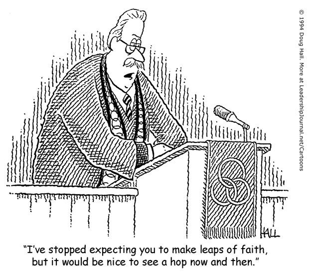 Hops of Faith