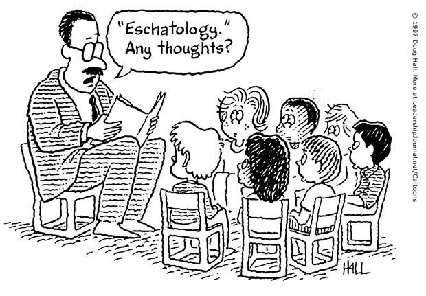 What's Eschatology?