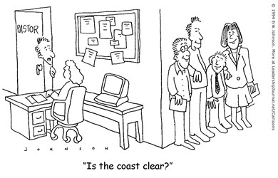 Is the Coast Clear?