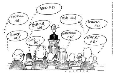 Congregational Needs
