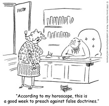 Astrology and False Doctrine