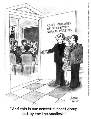 No Parent Is Perfect