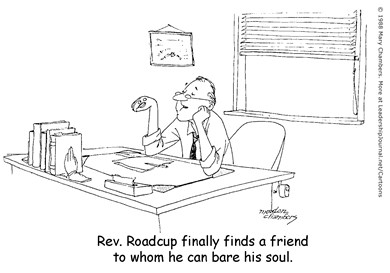 The Pastor's Friendlessness