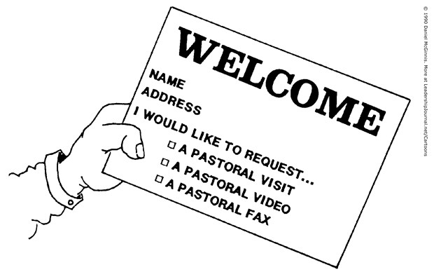 Pastor for All Technology Types