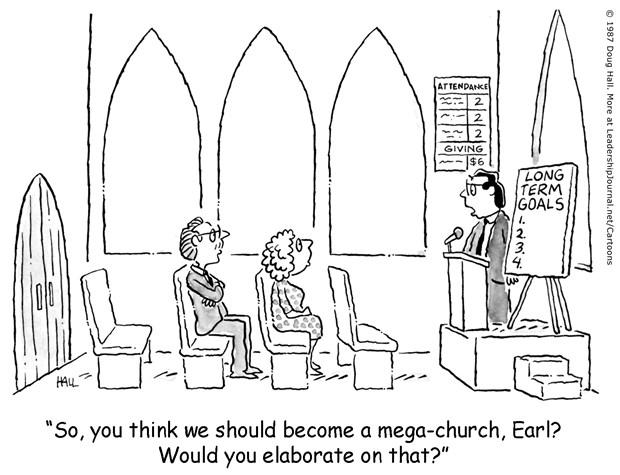 Not Every Church a Megachurch