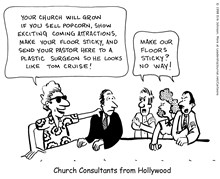 Hollywood Church Consultants