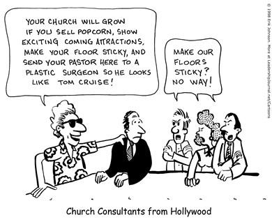 Hollywood Church Consultants