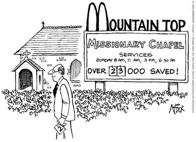 McEvangelism