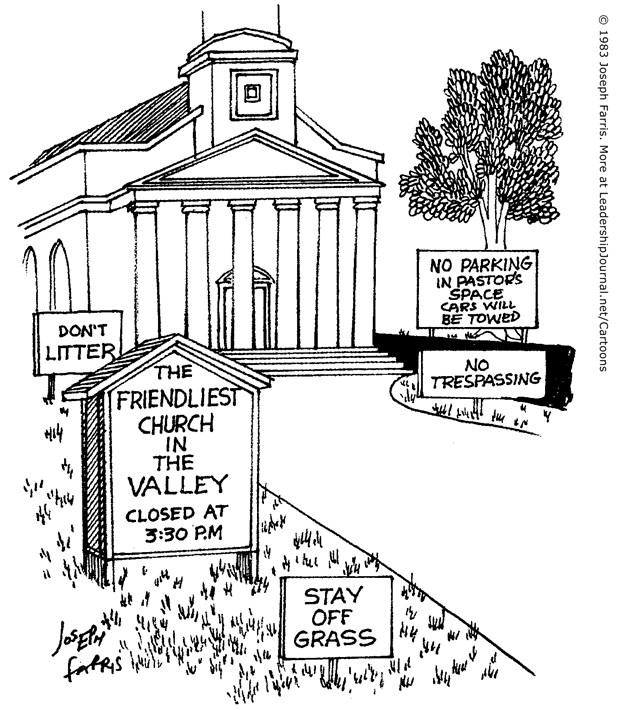 Friendly? Church