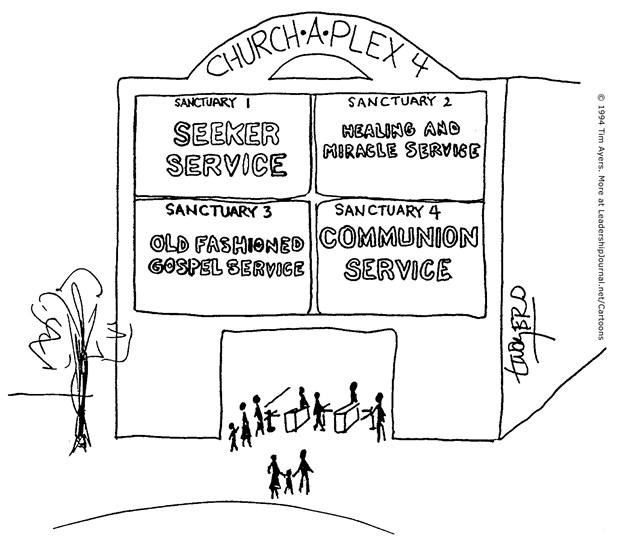 Church-a-plex