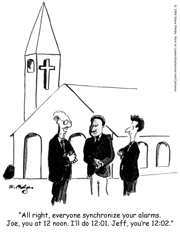 Conspiracy to Stop the Sermon