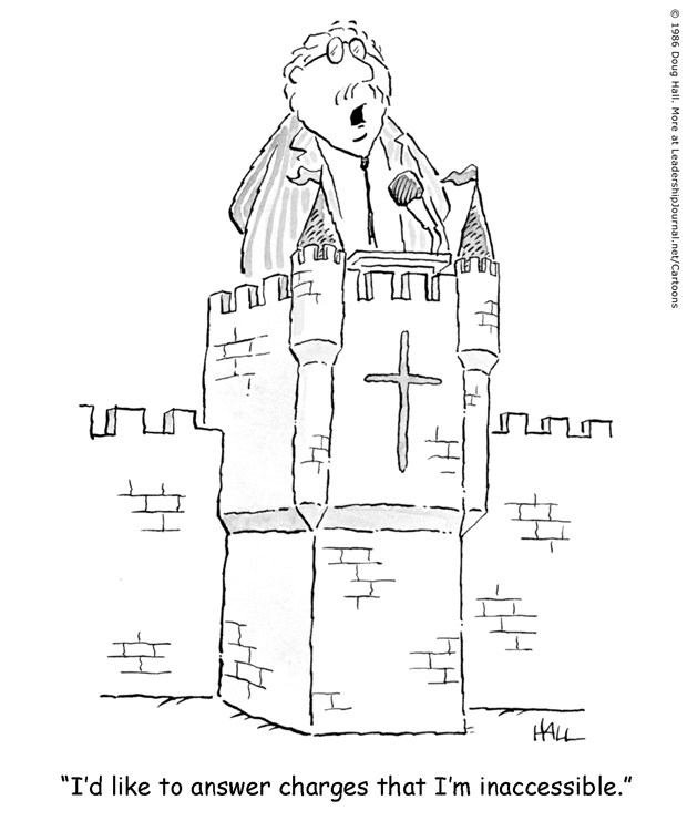 Inaccessible Pastor's Fortress