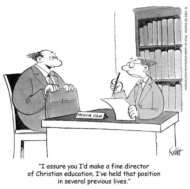 Preserving Doctrine in Christian Education
