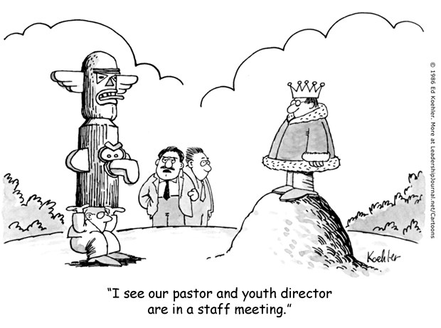 Pastor and Youth Pastor Relationships