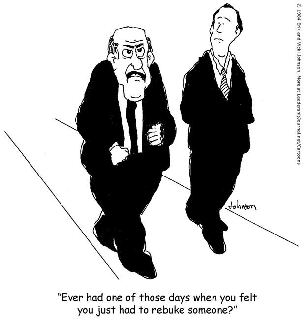 Pastor's Bad Day