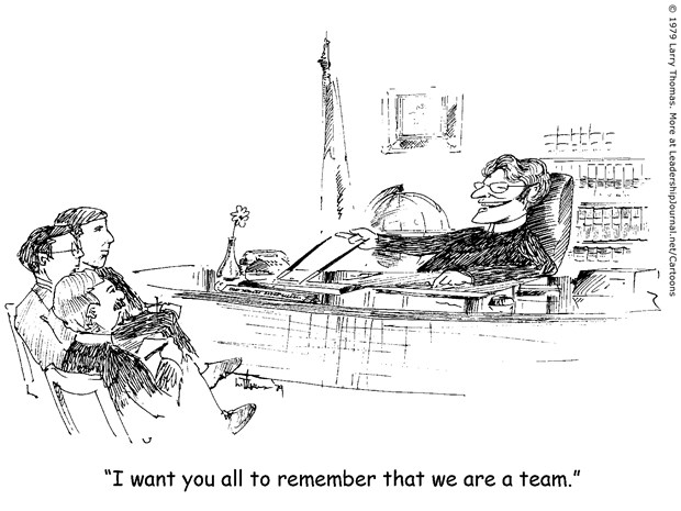 Teamwork Among Unequals