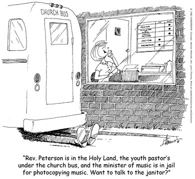 Why Pastors Are Unavailable