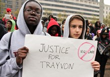 Responding to Trayvon Martin: Our Renewed Call to Suffer Together