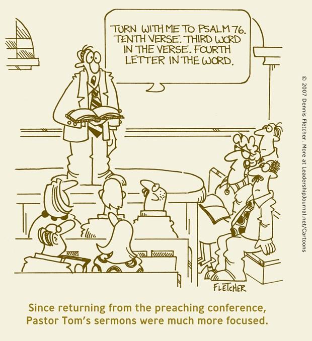 Focused Sermons