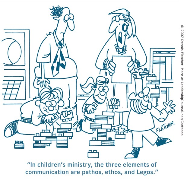 In Children's Ministry