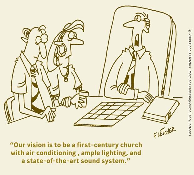 High-Tech First Century Church