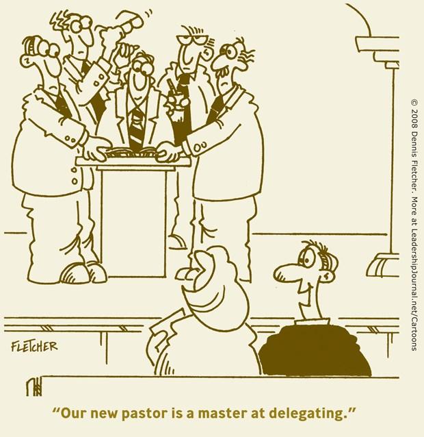 Pastoral Delegation