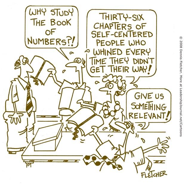 Modern-Day Israelite Complaining