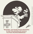 Self-Promoting from the Pulpit
