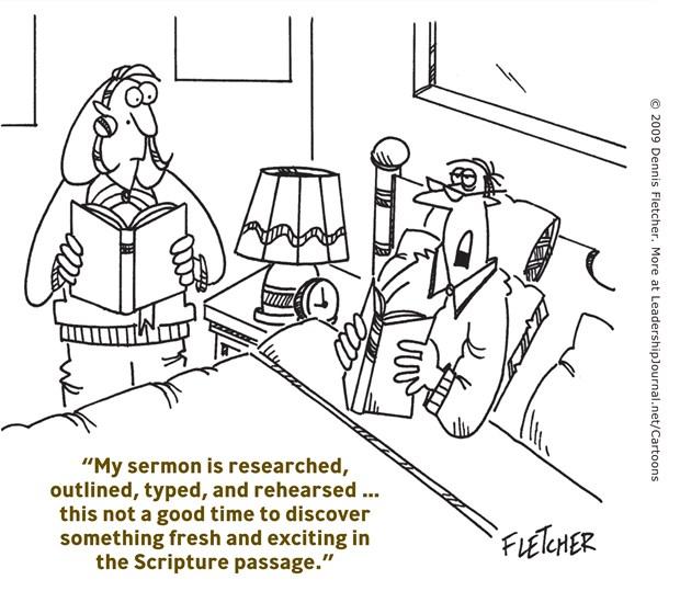 A Ready Sermon