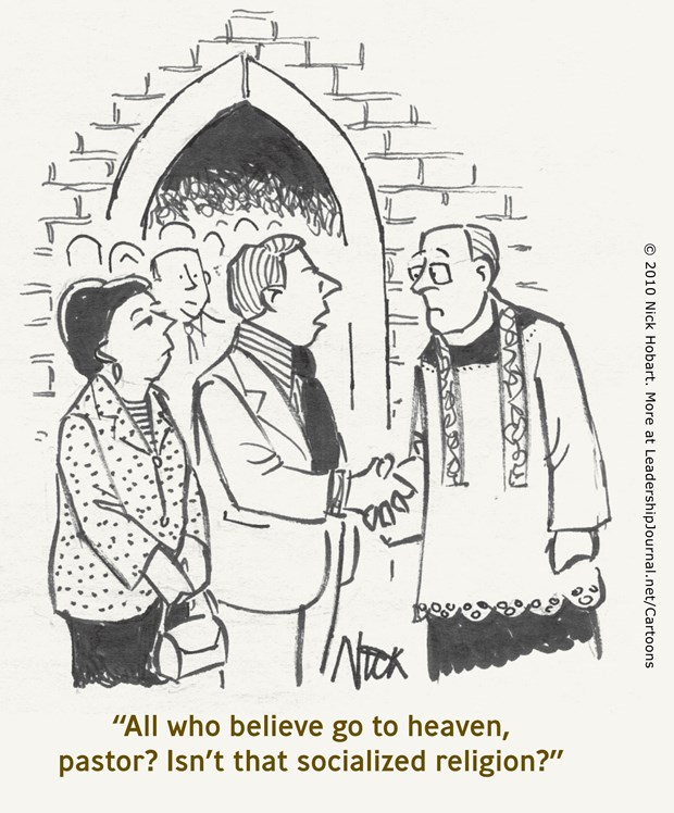 Isn't That Socialized Religion?