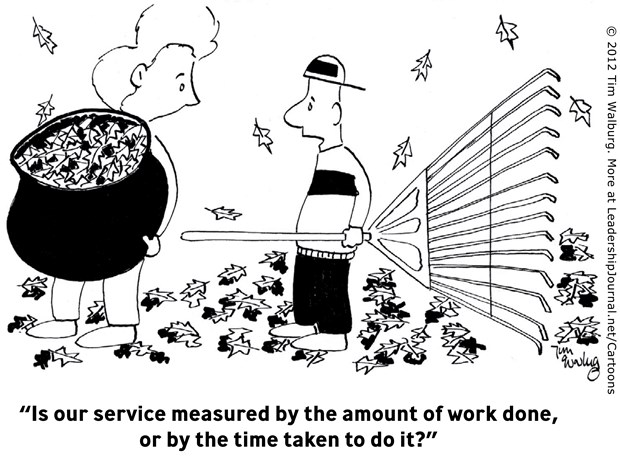 The Measure of Service