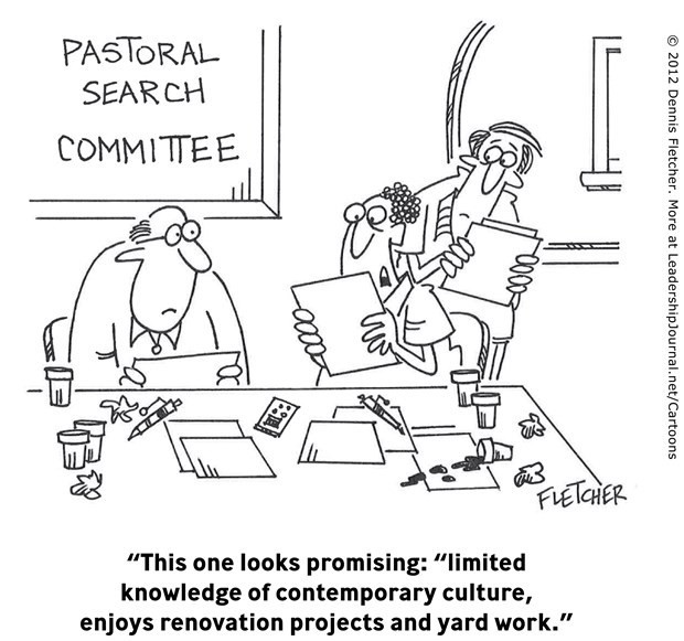 Pastoral Search Committee