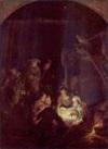 Nativity, Rembrandt